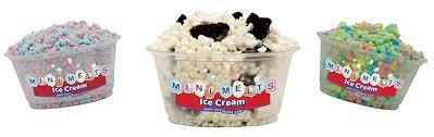 Mini Melts Vending Machine Delectable Mini Melts Ice Cream Allen Programs New York's Specialty