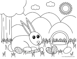 Easter Coloring Sheets In Spanish Free Christmas And Happy New