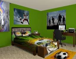 Soccer Bedroom Decor Awesome 77 Best Soccer Bedroom Ideas Images On  Pinterest Football Bedroom