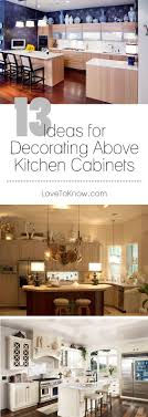 Best 25+ Above cabinet decor ideas on Pinterest | Above kitchen ...