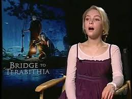 Interviews Bridge to Terabithia - AnnaSophia Robb & Josh Hutcherson 1st -  video Dailymotion