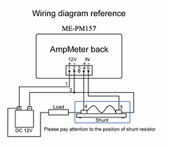 wiring diagram for amp gauge the wiring diagram amp gauge wiring diagram nilza wiring diagram