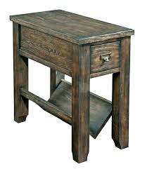 tall accent table with storage tall side table with drawers lamp tables with storage end tables