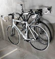 the triton double wall mounted bike rack huntco site furnishings