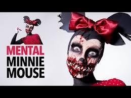 mental minnie mouse sfx makeup tutorial you diy makeup tutorials you sfx makeup and minnie mouse