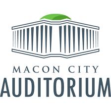 Macon Auditorium Seating Chart Macon City Auditorium Middle Georgias Historic Family