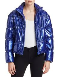 scripted scripted faux patent leather puffer jacket fine workmanship qtf 12343 inexpensive