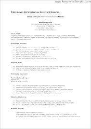 Office Assistant Sample Resume Administrative Assistant Resume ...