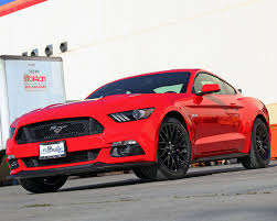 Ford Mustang GT Performance Upgrades From K&N Air Filters