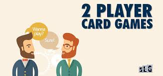 Here's a fun little game that stands out from the rest of the two person card games in this article. 10 Of The Best 2 Player Card Games Standalone Games Not Using A Standard Deck Of Cards Streamlined Gaming