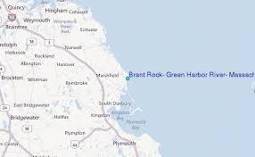 Brant Rock Green Harbor River Massachusetts Tide Station