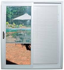 sliding patio door blinds inside