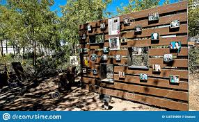 las vegas nv usa sep 17 2018 the las vegas community healing garden to remember victims killed in the las vegas shooting during remodeling for
