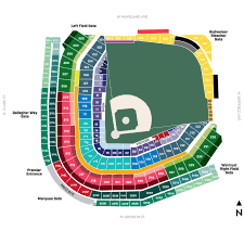 Wrigley Stadium Seating Chart Wrigley Field Seating Map In 2019 Cubs Tickets Chicago