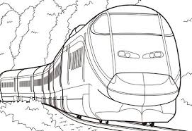 山形新幹線 E3系つばさぬりえ 遊びのアイディア ぬりえ新幹線山形