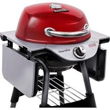 char broil tru infrared electric patio bistro 240 grill red