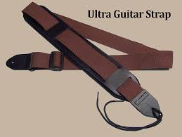our best comfortable padded bass guitar strap