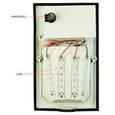 watt led wall pack k plt jd wmc sp cw led wall pack 20 watt 1400 lumens image
