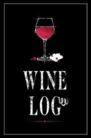 Wine Tracker Wine Log Wine Tasting And Collection Log Book Tracker 6x9 104
