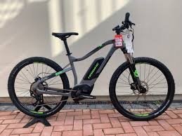 Haibike Sduro Hardseven 4 0 Bosch 2019 Electric Bike