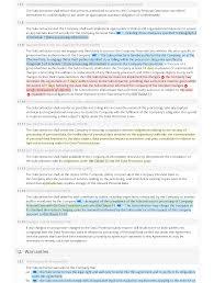 Subcontractor Agreement Format Subcontractor Framework Agreement Standard Docular