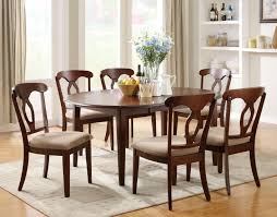 dining room tables oval. Accommodate An Array Of Dinner Party Sizes With This Versatile Oval Dining Table. Room Tables