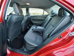 toyota corolla 2015 interior seats. even more impressive is the corollau0027s rear seat space cushion sits tall off toyota corolla 2015 interior seats 1