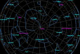 North Celestial Pole Star Chart Example 3