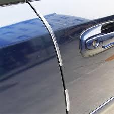car door edge guards trim molding protection strip scratch protector set for chevrolet volkswagen