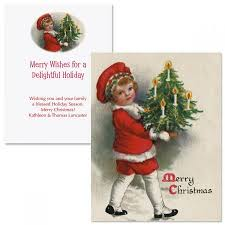 Christmas Notecard Victorian Christmas Note Card Size Christmas Cards Colorful Images