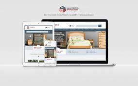 Schweb Design All American Wholesalers Responsive Website Design Schweb
