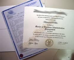 Phony Diploma - Hundreds Of Samples Of Fake Degrees And Diplomas ...