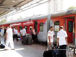 Indian Railways Travelling In A Train Just Tweet Your