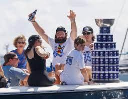 Tampa Bay Lightning celebrate Stanley ...