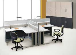 modular office furniture system 1. Office Furniture : Modern Modular Expansive Painted Wood Pillows Desk Lamps Wall Color Great System 1