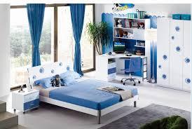 charming kid bedroom design. Bedroom, Charming Boys Room Decoration Bedroom Set White Black Blue Bedroom: Extraordinary Kid Design