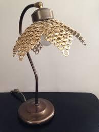 Diy Lamp Diy Lamp Shade Made From Soda Tabs My Crafts Pinterest Soda Tabs