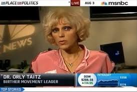 """Connie Rhodes """"Birther"""" Challenge Thrown Out, Taitz Scolded 
