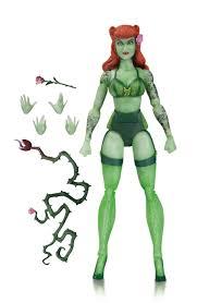 Poison Ivy Designs Dc Comics Designer Series Bombshells Poison Ivy