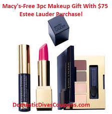 macy s free 3pc makeup gift with 75 estee lauder purchase