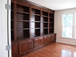 home office bookshelf. custom bookcases traditional home office dc metro showroom partners bookshelf l