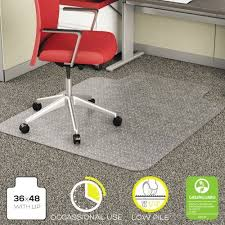 used office chair mats deflect o economat chair mat low pile carpet clear used chairs dining