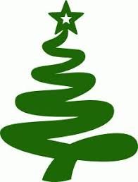 Of A Christmas Tree Stock Photo Picture And Royalty Free Christmas Tree Outline Clip Art