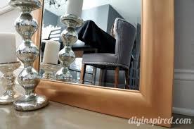 Mirror furniture repair Gogenie Howtofixabrokenmirrorframe 7 Diy Inspired How To Repair Broken Mirror Frame Diy Inspired