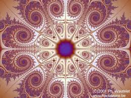 Золотое сечение Центральная симметрия в орнаменте созданном человеком