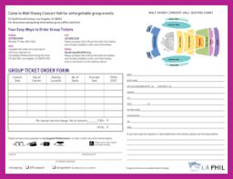 Walt Disney Concert Hall Seating Chart Fillable Online Walt Disney Concert Hall Seating Chart Fax