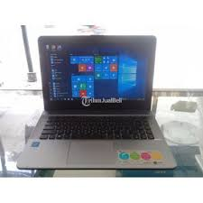 Masih banyak kelebihan lain yang dimilikinya, dan berikut review laptop asus x441na. Laptop Asus X441s Bekas Ram 2gb No Minus Baterai Awet Harga Murah Di Yogyakarta Tribunjualbeli Com