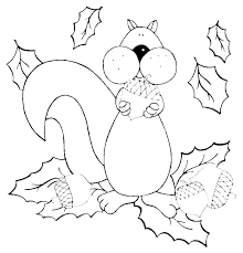 Squirrel Coloring Pages Coloring Squirrel Coloring Pages Sheet Best
