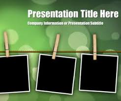 Powerpoint Backgrounds Free Photo Album Powerpoint Templates Free
