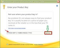 100 Working Microsoft Office 2010 Product Key For Free